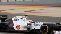 Sauber confirms Chelsea sponsor rumour