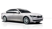 BMW Individual 7-Series by Indonesian fashion designer Didit Hediprasetyo 11.06.2012