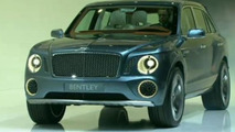 Bentley announces its 12-cylinder 650 bhp SUV will create a new segment