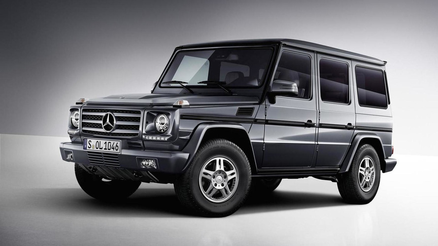 Mercedes-Benz G500 reportedly getting twin-turbo V8 4.0 engine with 422 PS