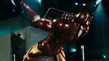 Audi Launches Iron Man Minisite