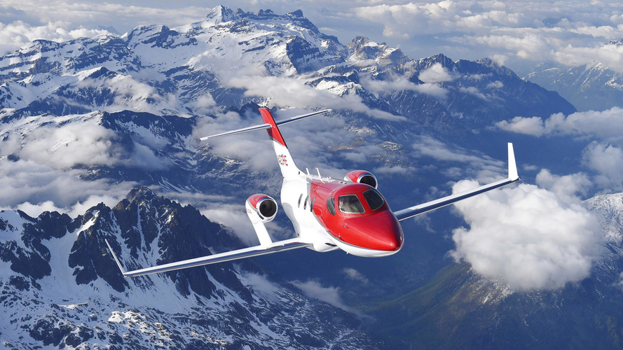 HondaJet speed records make it a sports car of the air