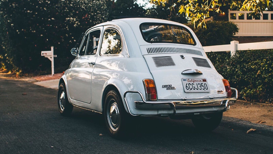 Restored 1971 Fiat 500 eBay find brings la passione
