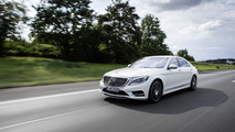 2017 Mercedes S-Class gets new biturbo V8 and inline-six engines