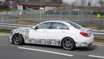 2015 Mercedes-Benz C63 AMG spy photo