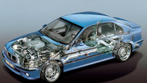 BMW pays tribute to the third-generation M5, the car that was almost never built