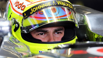 McLaren must not 'lose' 2014 season too - Perez