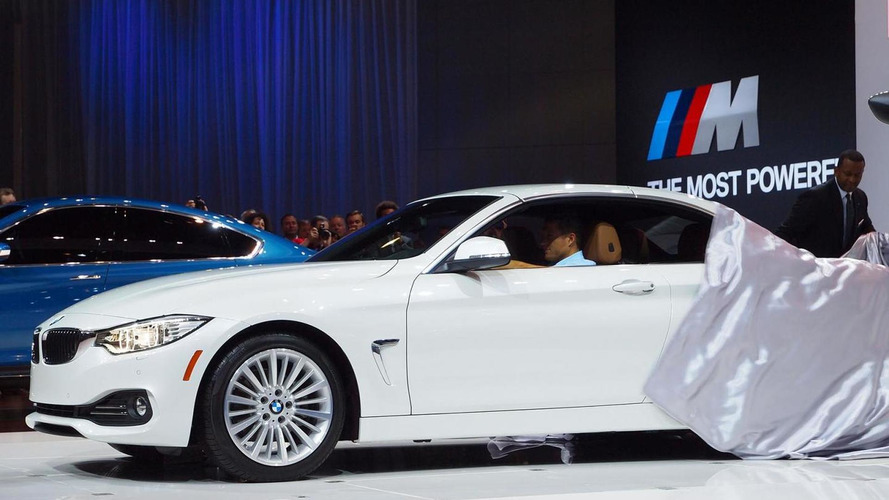 BMW 4-Series Convertible makes world debut in L.A. [video]
