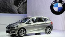 BMW 2-Series Active Tourer live in Geneva