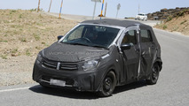 2014 Suzuki Alto spied for the first time