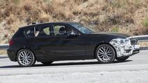 2014 BMW 1-Series facelift spied hiding modest changes
