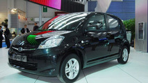 New Subaru Justy Introduced in Europe