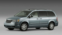 New Chrysler Town & Country Pricing (US)
