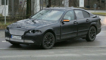 New BMW 5 Series spy photos in Munich