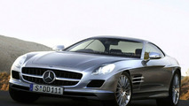 Mercedes developing SLC as a 911 rival - report