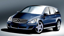 Mercedes-Benz R-Class Coming Soon