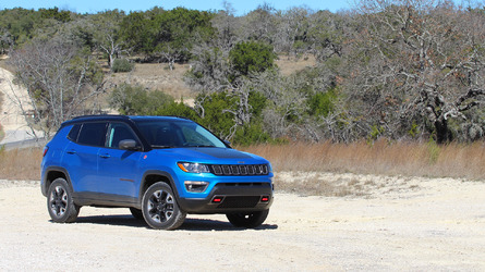 2017 Jeep Compass First Drive: All the right stuff