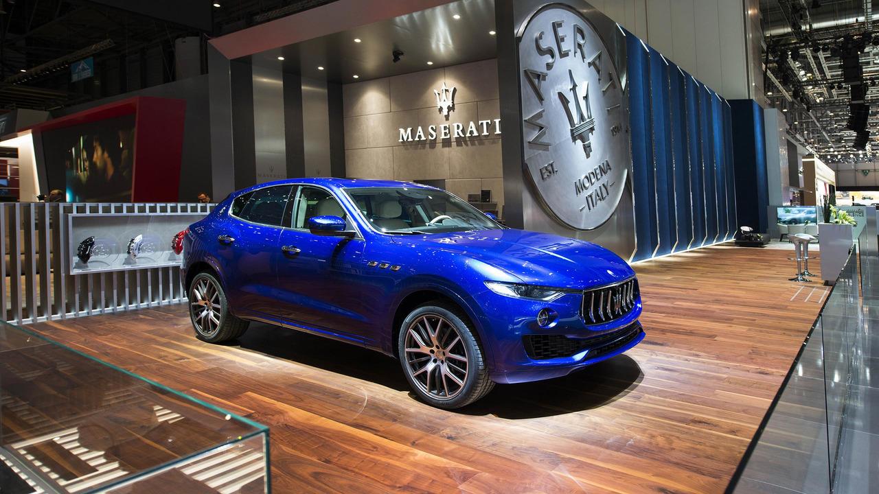 Maserati Geneva Special Editions