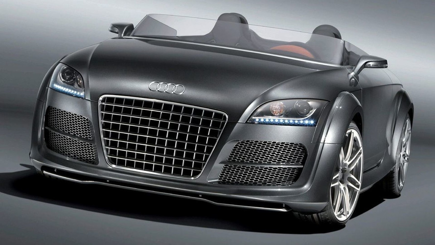 Audi TT Clubsport Quattro Concept Set To Make It To Production
