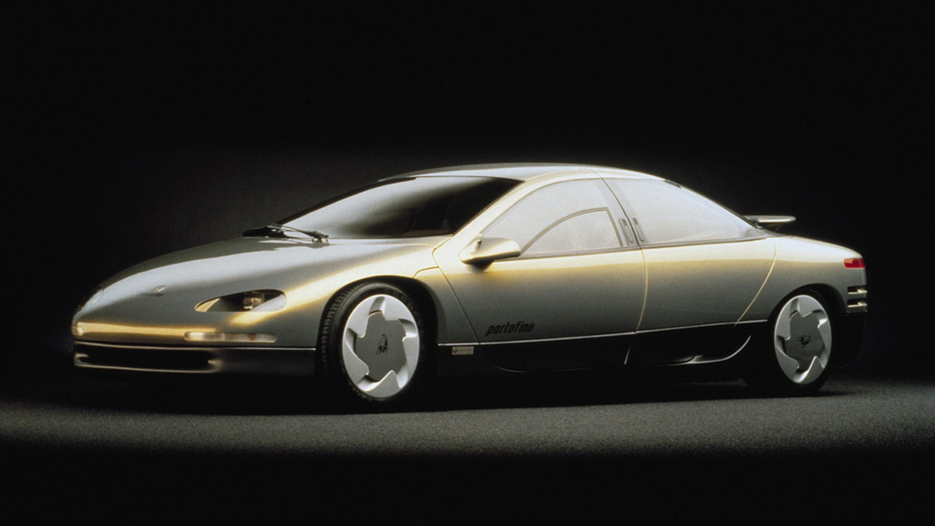 Concept We Forgot: 1987 Chrysler Lamborghini Portofino
