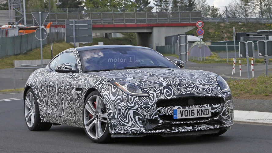 Jaguar preparing 718 Cayman fighter with four-cylinder F-Type