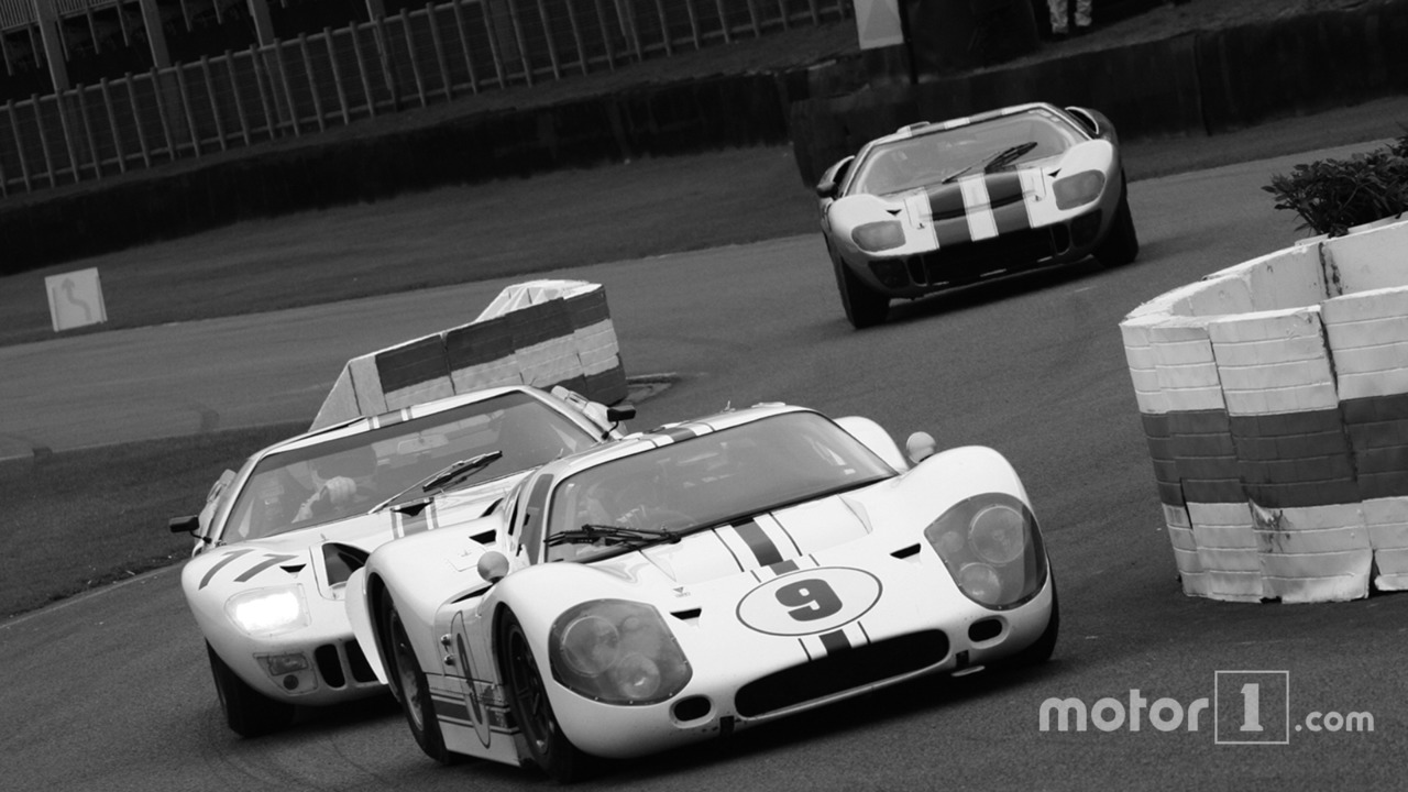 Whitsun Trophy, Ford GT40 race