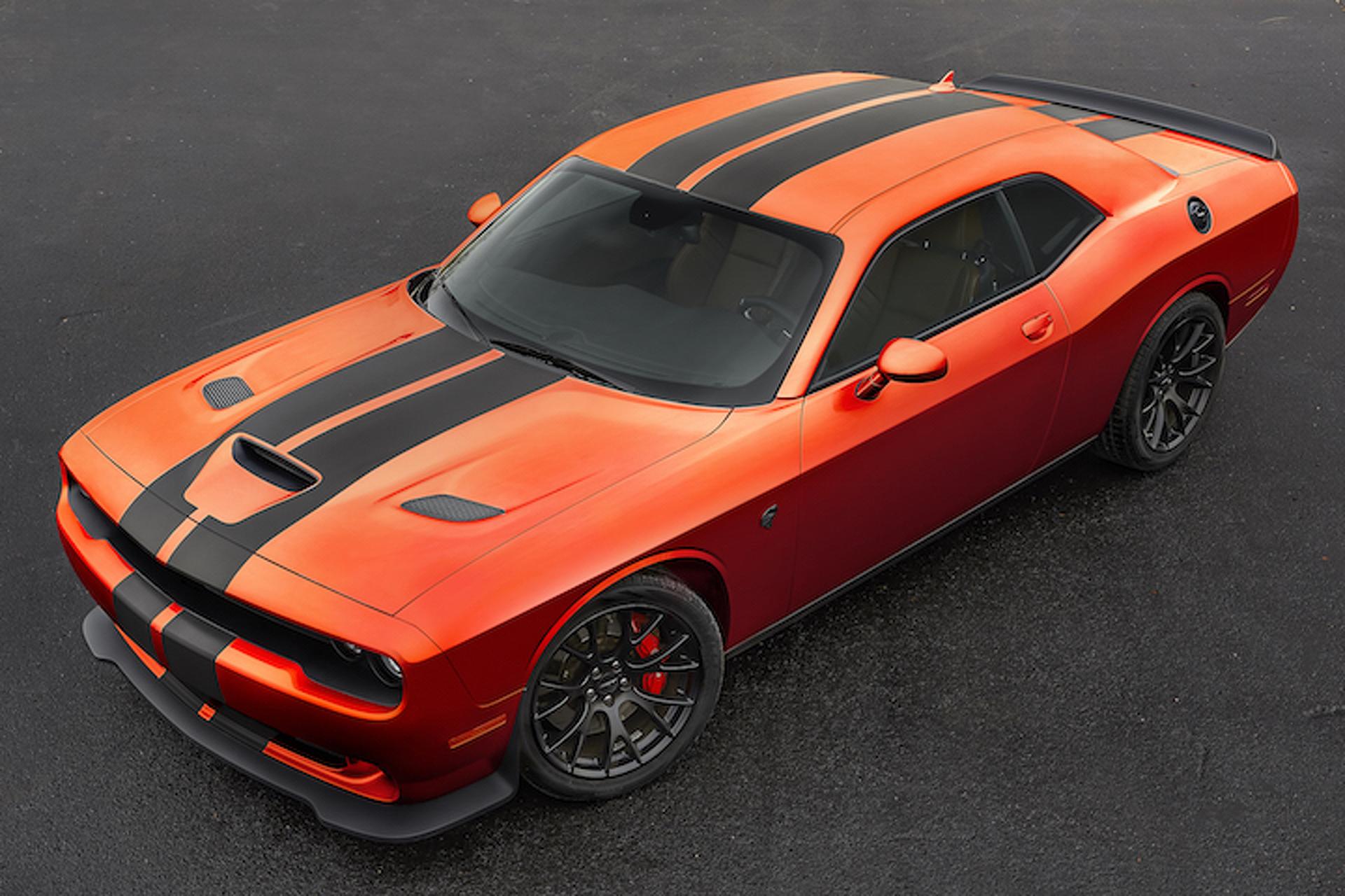 Go Mango Dodge Challenger >> Orange You Glad You Can Buy a Dodge Challenger Hellcat in 'Go Mango'?