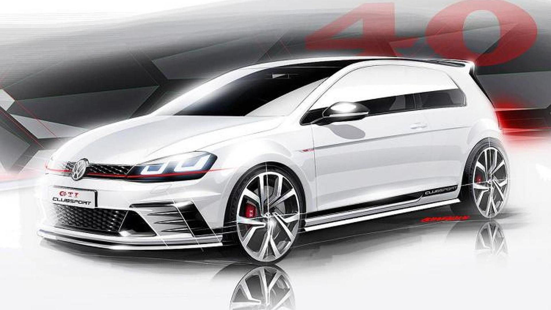 2019 Volkswagen Golf GTI to be lighter & more powerful