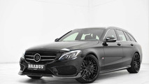 Mercedes-Benz C-Class Estate AMG Line heavily modified by Brabus