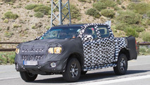 Global Chevrolet Colorado facelift spied for the first time