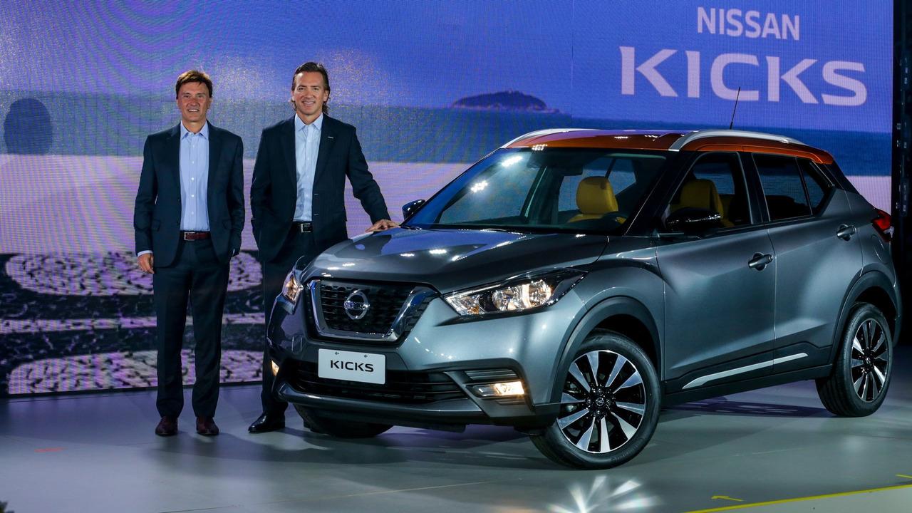 Vwvortex Com Nissan Kicks Revealed In Brazil May Come