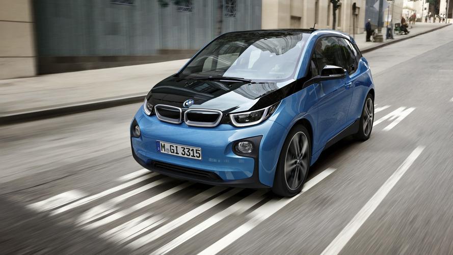 Rappel - Électrique, la BMW i3 perd de l'essence
