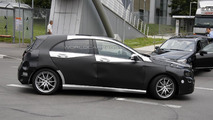 2012 Mercedes A-Class spy photo - 29.6.2011