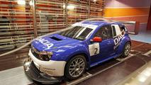 Dacia Dust No Limit rally car struts its stuff [video]