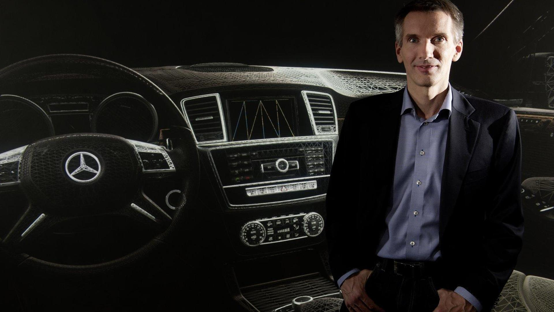 2012 Mercedes M-Class officially unveiled [videos]