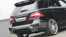 2012 Mercedes-Benz ML 63 AMG by Brabus