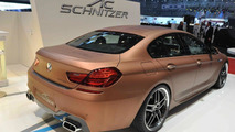 AC Schnitzer BMW 640d Gran Coupe live in Geneva