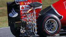 Raffaele Marciello, Ferrari SF15-T Test Driver running sensor equipment