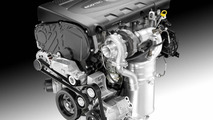 2014 Chevrolet Cruze Clean Turbo Diesel engine