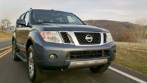 2008 Nissan Pathfinder V8