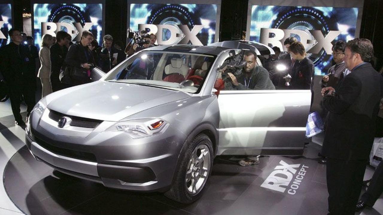 Acura RD-X Concept Debuts at NAIAS
