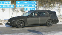 Mercedes C-Class Station Wagon Spy Photos