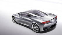 Infiniti Emerg-E concept photos leaked