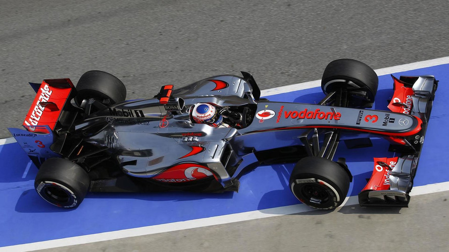 Malaysian Grand Prix Qualifying results
