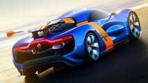 Renault Alpine design completed, sub-range of models could follow