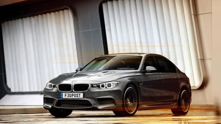 Fresh details about the 2014 BMW M3