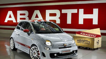 Fiat 500 Abarth Essesse: First Official Images Surface