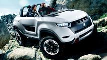 Suzuki apresentará prévia da nova geração do Jimny em abril