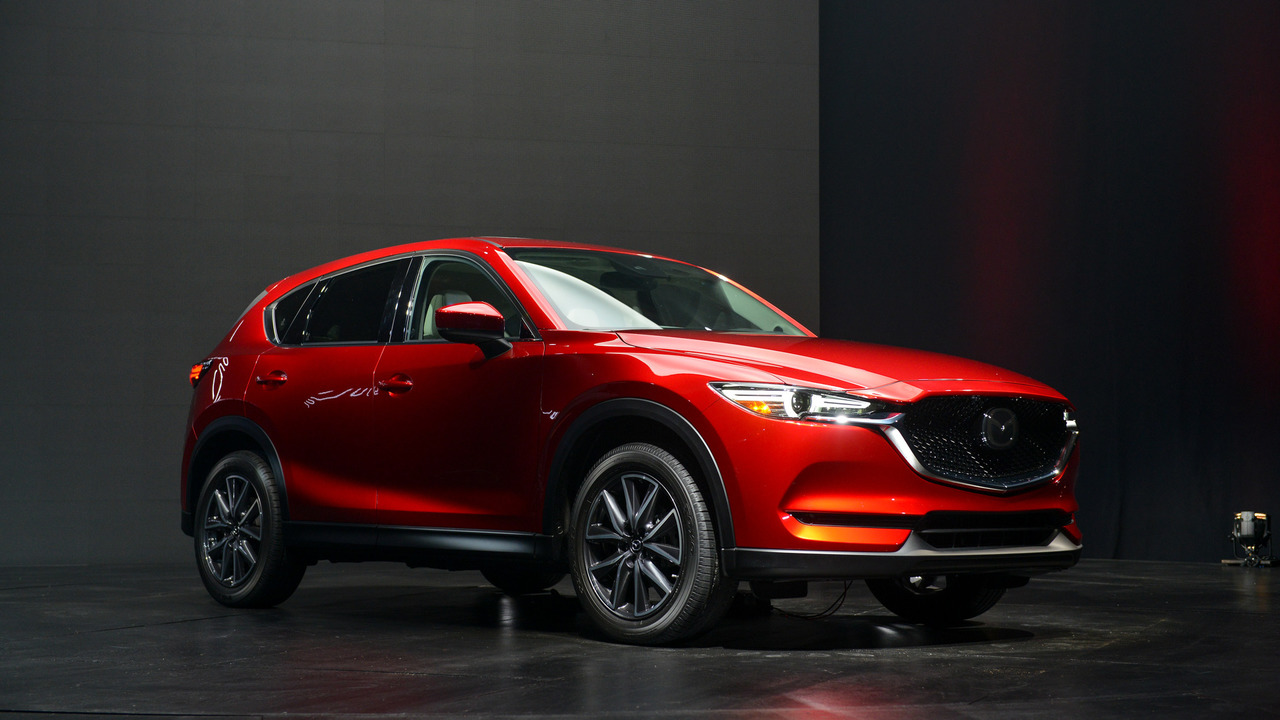 2017 mazda cx 5 starts at 24 985 arrives in u s in late march. Black Bedroom Furniture Sets. Home Design Ideas