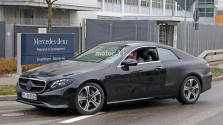 Mercedes E-Class AMG E50 coupe coming with new inline six cylinder